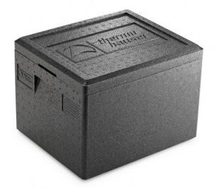 thermo box thermobox faltbar transport box gn. Black Bedroom Furniture Sets. Home Design Ideas